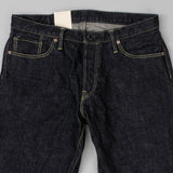 The Hill-Side - Blue Jeans, TH-S Mills 14 oz Okayama Selvedge Denim, One-Wash - JE1-363 - image 3