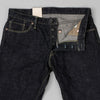 The Hill-Side - Blue Jeans, TH-S Mills 14 oz Okayama Selvedge Denim, One-Wash - JE1-363 - image 4