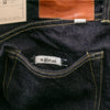 The Hill-Side - Blue Jeans, TH-S Mills 14 oz Okayama Selvedge Denim, One-Wash - JE1-363 - image 8