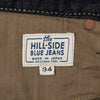 The Hill-Side - Blue Jeans, TH-S Mills 14 oz Okayama Selvedge Denim, One-Wash - JE1-363 - image 9