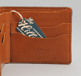 The Hill-Side - Covert Hickory Stripe Twill Wallet, Black - WA1-304 - image 3