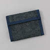 The Hill-Side - EZ Wallet, Selvedge Hemp Denim - WA2-006 - image 1