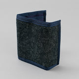 The Hill-Side - EZ Wallet, Selvedge Hemp Denim - WA2-006 - image 2