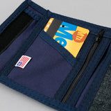 The Hill-Side - EZ Wallet, Selvedge Hemp Denim - WA2-006 - image 4
