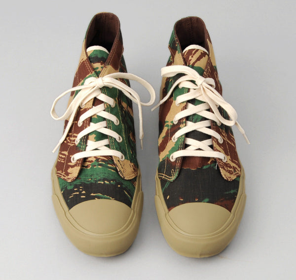 "The Hill-Side - French ""Lizard"" Camo Chukka Sneakers - SN3-205 - image 2"