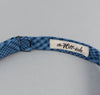 The Hill-Side - Indigo Seersucker Check Bow Tie - BT1-332 - image 4