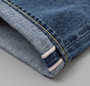 The Hill-Side Japanese Selvedge Denim Jeans, Heavy Stonewash (SS16 Edition)