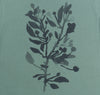 The Hill-Side - Liza's Tree Drawing Printed T-Shirt, Seafoam - TS1-0606 - image 3
