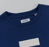 The Hill-Side - Morse Code Printed T-Shirt, Cobalt - TS1-0507 - image 2