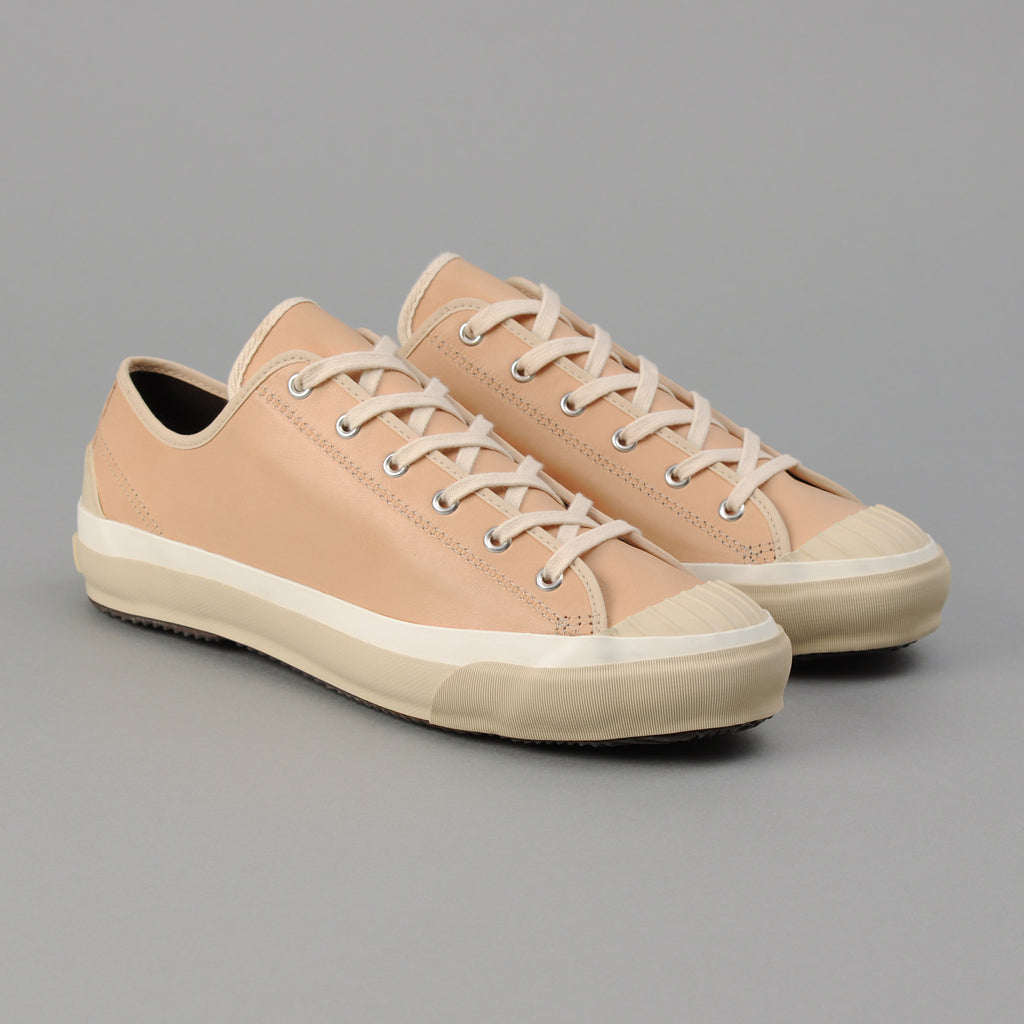 The Hill-Side - New Low, Natural Veg. Tanned Tochigi Leather - SN11-473 - image 1