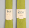 The Hill-Side - Overdyed Soft Oxford Necktie, Light Olive - PT1-225 - image 3