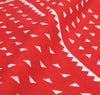 The Hill-Side - Rancher Logo Souvenir Bandana, Red - SB4-02