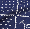 The Hill-Side - Rancher Logo Souvenir Bandana Scarf, Navy - SB2-03 - image 5