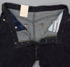 The Hill-Side - Selvedge Denim Blue Jeans w/ Mismatched Fabric Pocket Bags - JE1-280B - image 9
