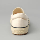 The Hill-Side Slip-On, Natural Duck Canvas