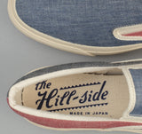 The Hill-Side - Standard Slip-On, Three Chambrays - SN5-123 - image 4