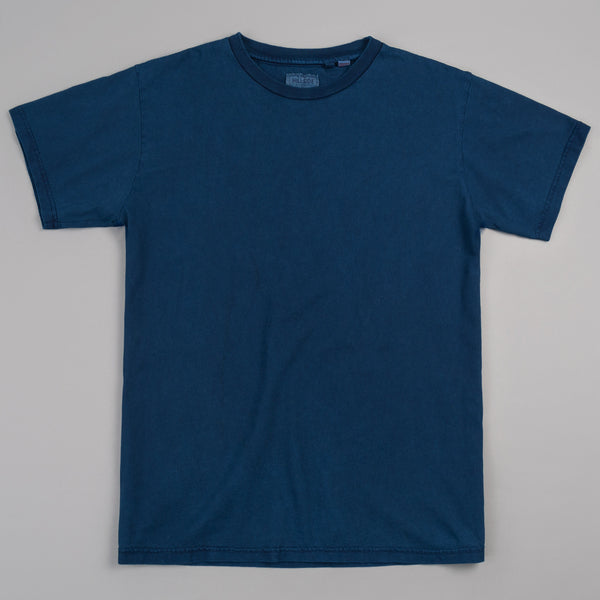 The Hill-Side - Standard T-Shirt, Japanese Indigo - TS1-0009 - image 1