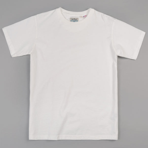 The Hill-Side - Standard T-Shirt, Natural White - TS1-0001 - image 1