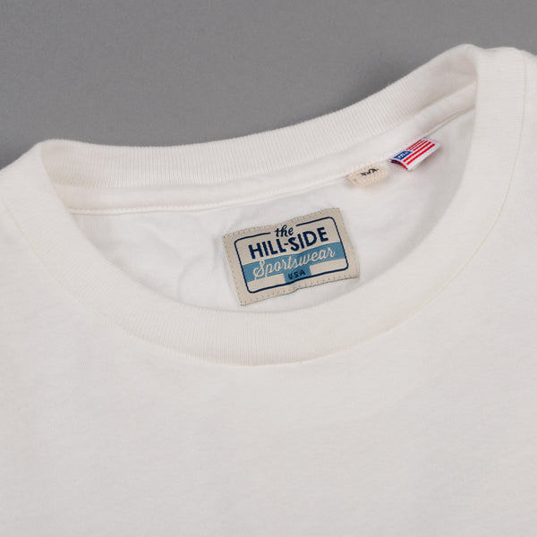 The Hill-Side - Standard T-Shirt, Natural White - TS1-0001 - image 2