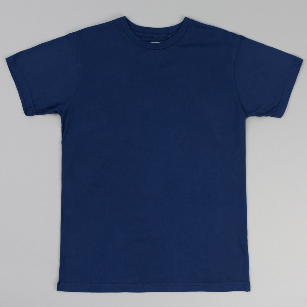 The Hill-Side - T-Shirt, Cobalt - TS1-0007 - image 1