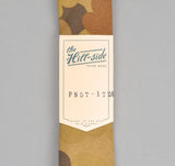 The Hill-Side - TAN CLOUD CAMOUFLAGE POINTED TIE - PN57-172A