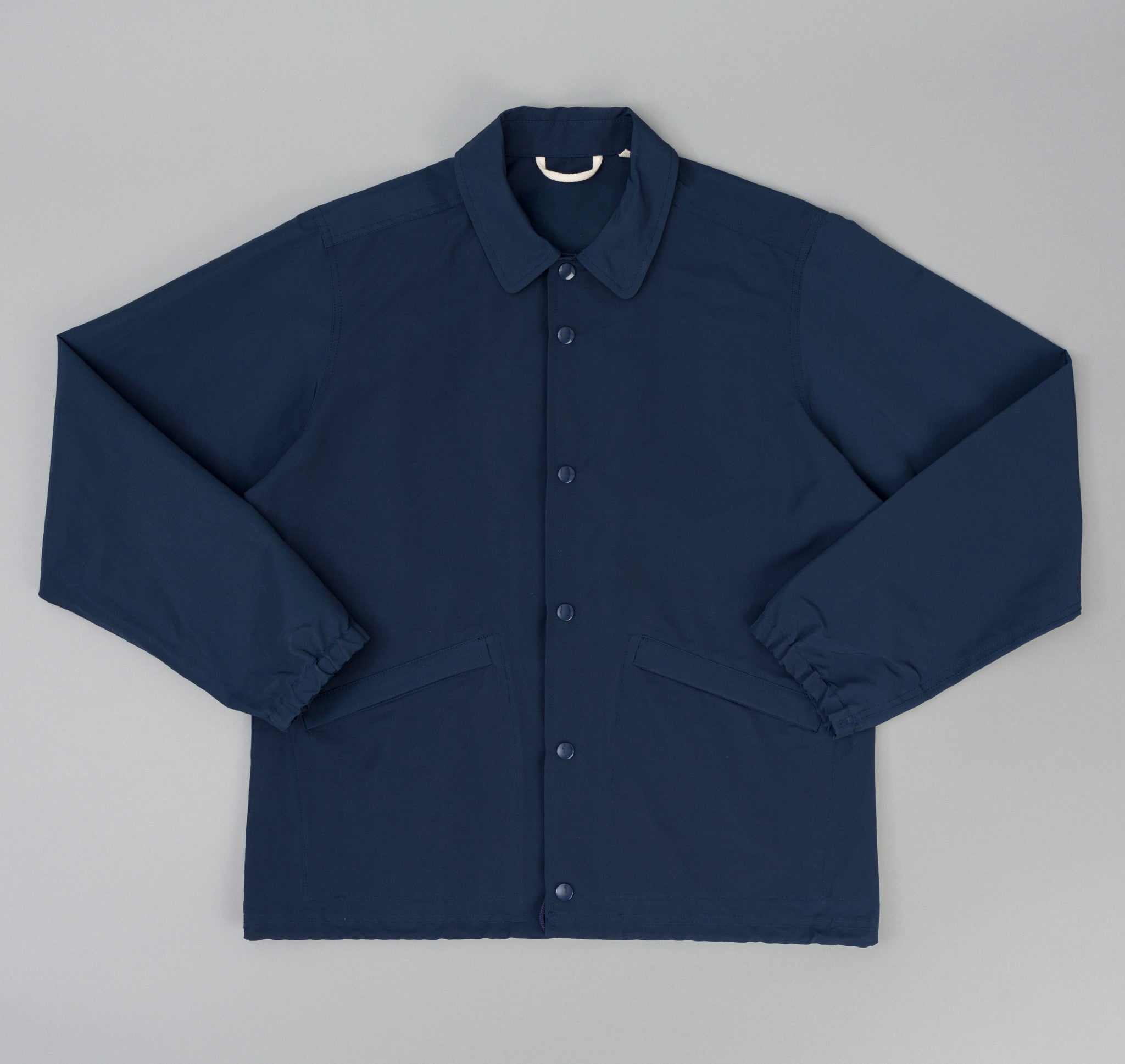 The Hill-Side - Ueno Jacket, Navy 60/40 Grosgrain - JK9-351 - image 1