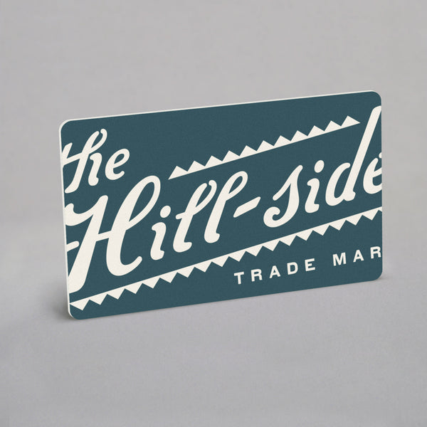 The Hill-Side The Hill-Side Gift Card
