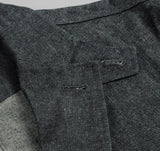 Selvedge Hemp Denim Tailored Jacket