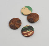 Two Camos Pin-Back Buttons