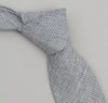 The Hill-Side 257 - Selvedge Mini-Houndstooth Necktie, Indigo