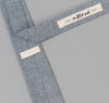 The Hill-Side 288 - Selvedge Covert Chambray Necktie, Light Indigo