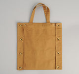 The Hill-Side - American Brown Duck TH-S x The Superior Labor 2-Way Tote Bag / Tie Holder - TB4-01