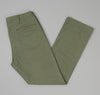The Hill-Side - Back Satin Mil Chinos, Olive Drab - LP1-341