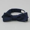 The Hill-Side - Bow Tie, Selvedge Double Indigo Oxford - BT1-327