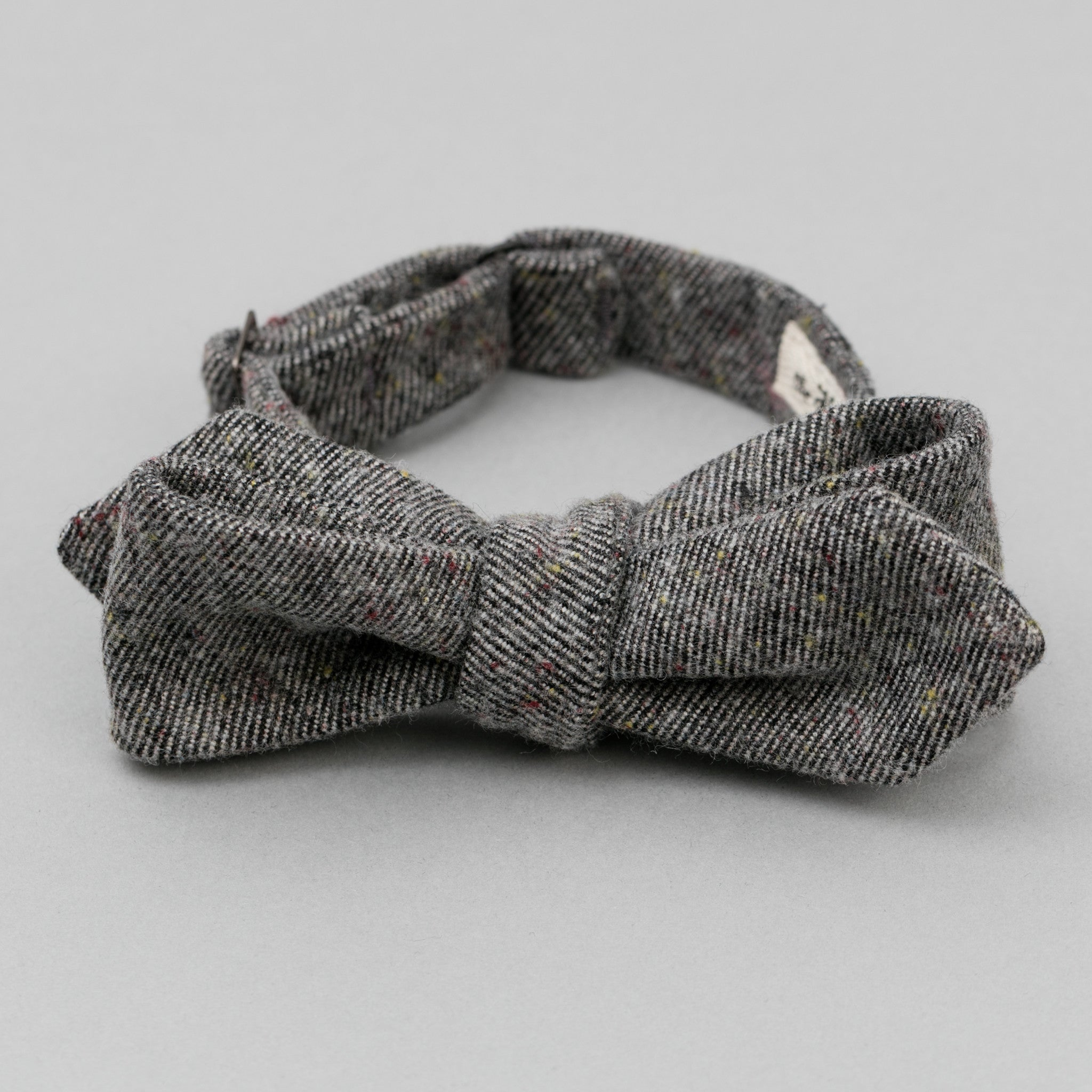 The Hill-Side Bow Tie, Wool Blend