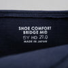 The Hill-Side Bridge Mid, Japanese Indigo Sashiko