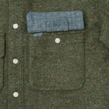 The Hill-Side - Coupe Shirt, Wool Blend