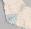The Hill-Side - Cream / Light Blue / Beige Socks - SX2-05