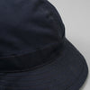 The Hill-Side - Daisy Mae Hat, Waterproof MizuTech Cotton, Navy - HA5-390