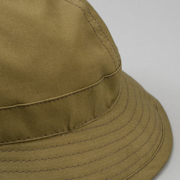 The Hill-Side Waterproof Cotton Daisy Mae Hat, Olive