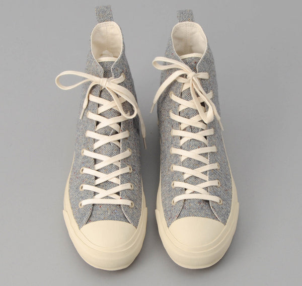 fe2f276a19 Donegal Tweed High Top Sneakers
