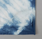 The Hill-Side - Hand-Dyed Shibori Selvedge Chambray El Segundo Shirt, Natural Indigo - SH3-360