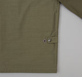 The Hill-Side - J-1 Drizzler Jacket, Three Olive Drab Fabrics - JK7-341A