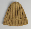 The Hill-Side - Khaki Pima Cotton Knit Cap - KC1-04