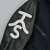 The Hill-Side - Limited Edition J-1 Letterman Jacket w/ Chenille Patches - JK10-01A