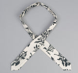 The Hill-Side - Liza's Tree Drawings Bow Tie, Natural - BT1-346