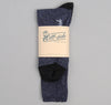 The Hill-Side - Navy / Black Socks - SX1-02
