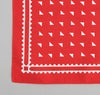 The Hill-Side - Red Souvenir Bandana Classic Logo - SB1-02