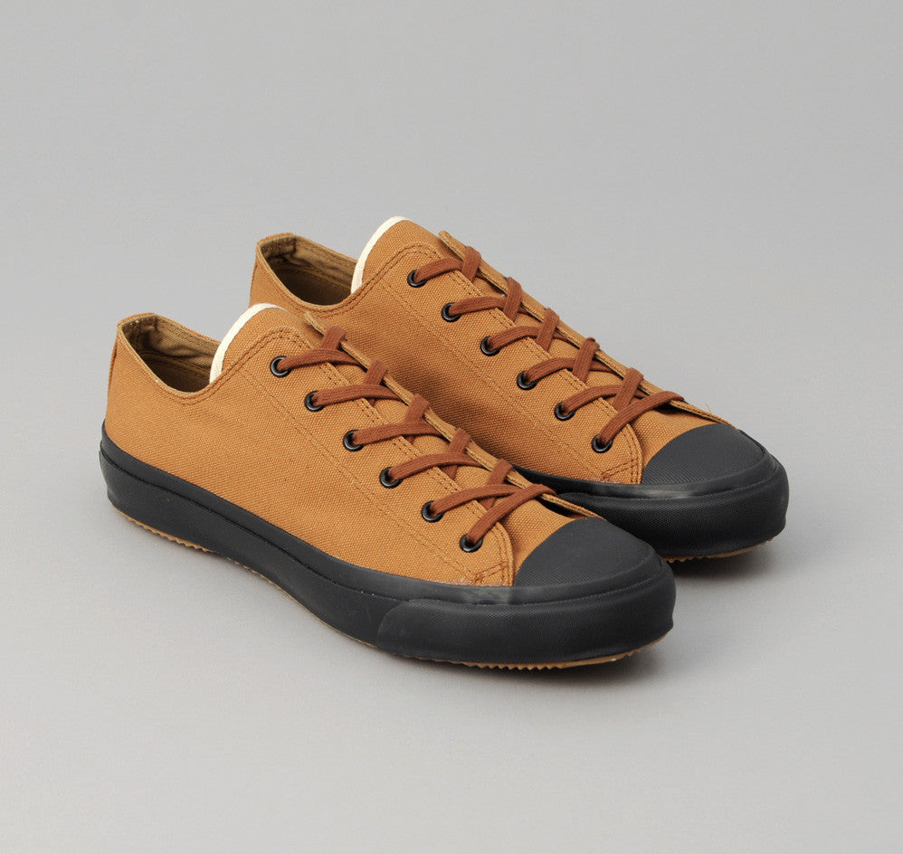 The Hill-Side - Standard Low Top, American Brown Duck - SN2-313