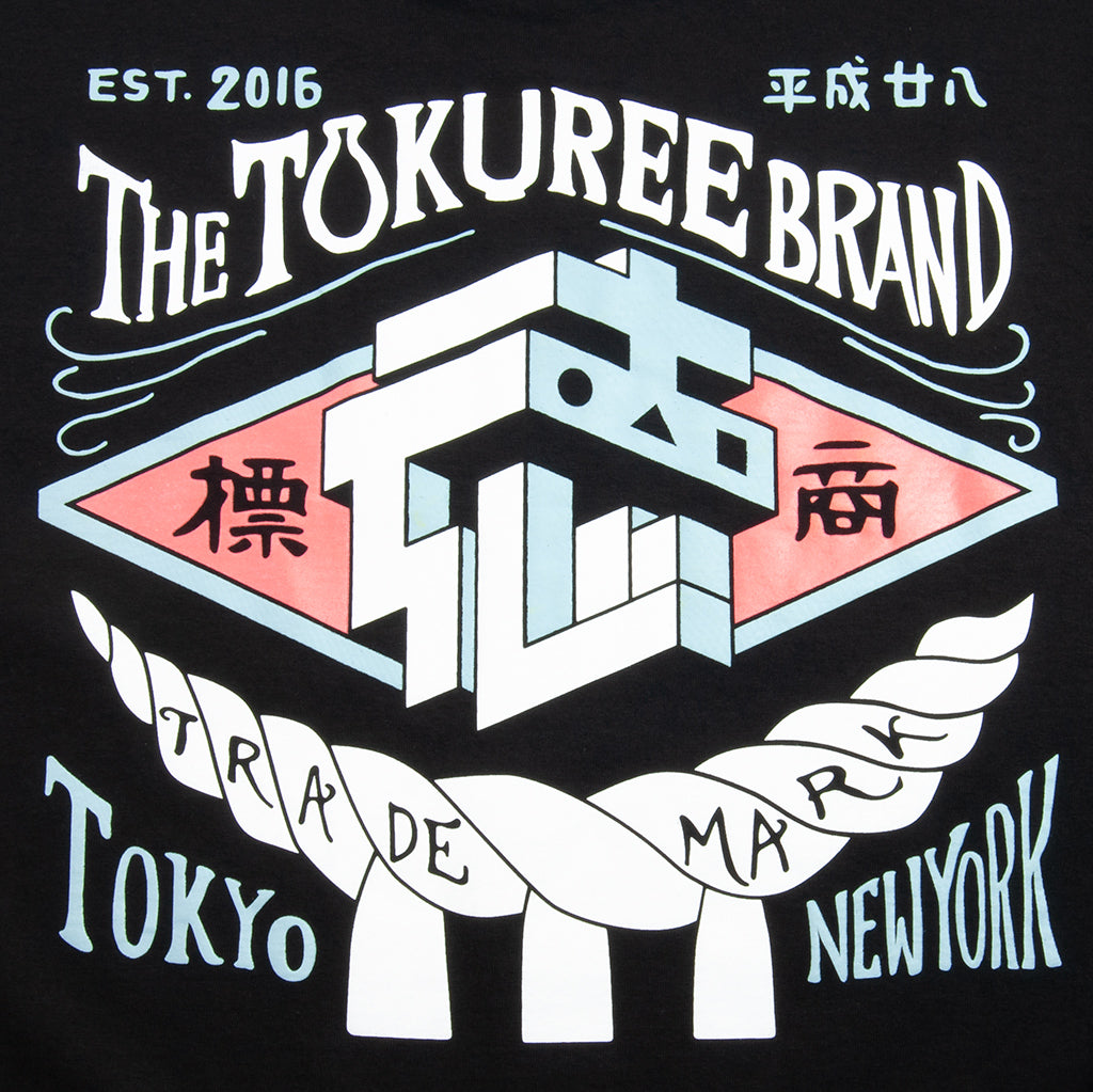 TOKUREE Logo T-Shirt